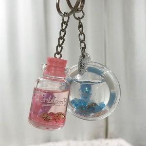 Set of Dolphin Keychains